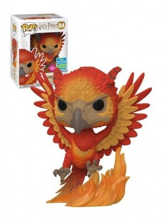 Funko Pop! Fenix Fawkes-Harry Potter-87
