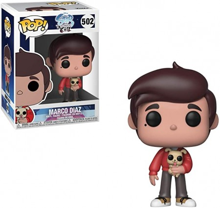 Funko Pop! Marco Diaz-Star Vs The Forces of Evil-502
