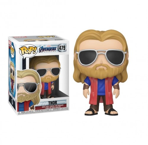 Funko Pop! Marvel - Vingadores Ultimato - Thor-marvel-479