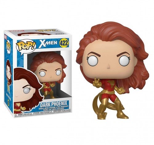 Funko Pop! Marvel - X-man - Fênix Negra - Dark Phoenix-X-Men-422