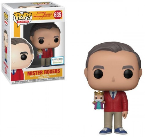 Funko Pop! Mister Rogers' Neighborhood Mister Rogers-envio-635