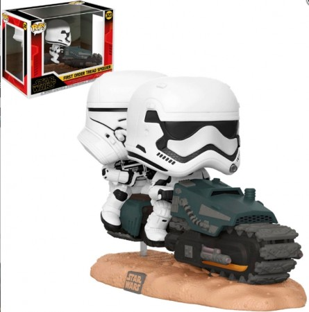 Funko Pop! Movie Moments First Order Tread Speeder-Star Wars-320