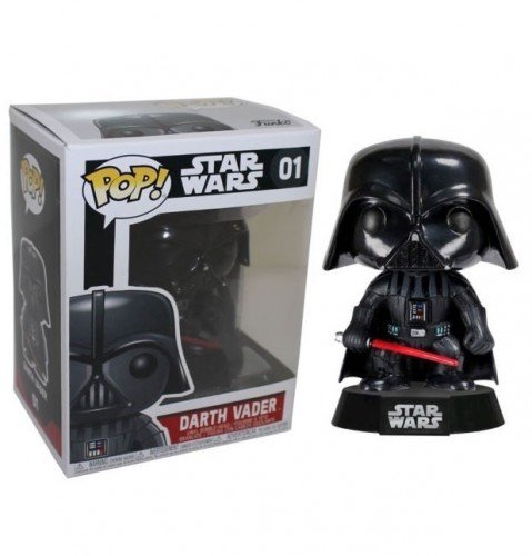 Funko Pop! Movies - Star Wars - Darth Vader-Stars Wars-1