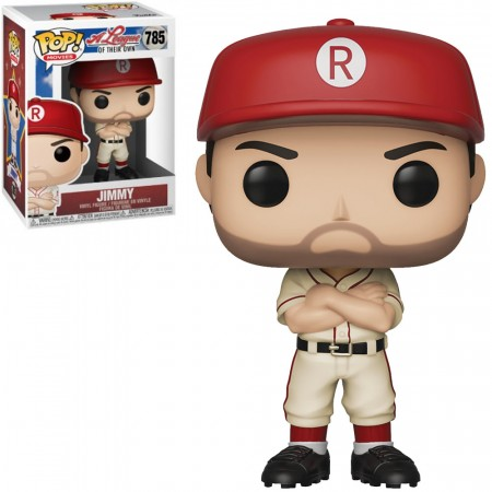 Funko Pop! Movies: A League Of Their Own - Jimmy - Movies - #785