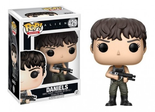 Funko Pop! Movies: Alien: Covenant - Daniels - Alien - #429