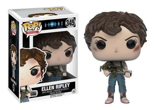 Funko Pop! Movies: Aliens - Ellen Ripley - Alien - #345