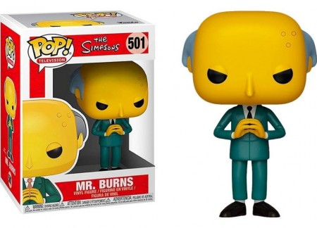 Funko Pop! Mr. Burns-The Simpsons-501