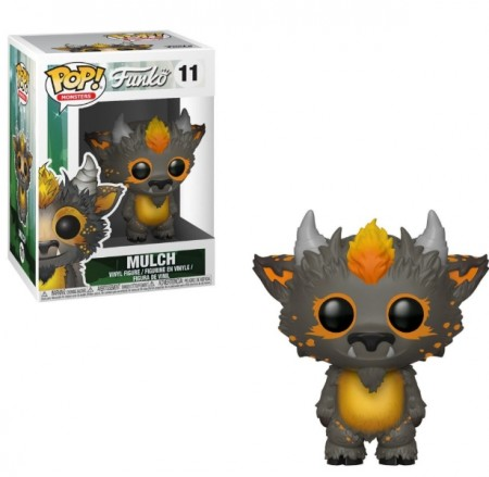 Funko Pop! Mulch (funko Monsters)-Wetmore Forest-11