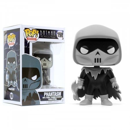 Funko Pop  Phantasm-Batman The Animated Series-198
