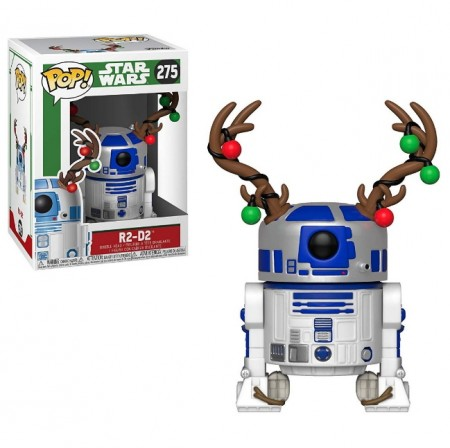 Funko Pop! R2-d2 Holiday-Star Wars-275