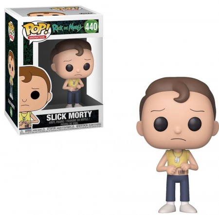 Funko Pop! Rick And Morty - Morty-Rick And Morty-440