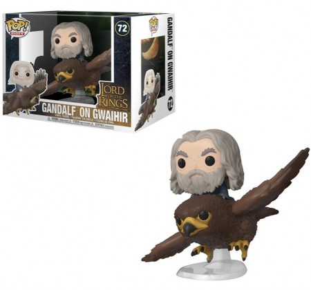 Funko Pop! Rides Senhor Dos Anéis: Gandalf On Gwaihir-Lord of the Rings-72