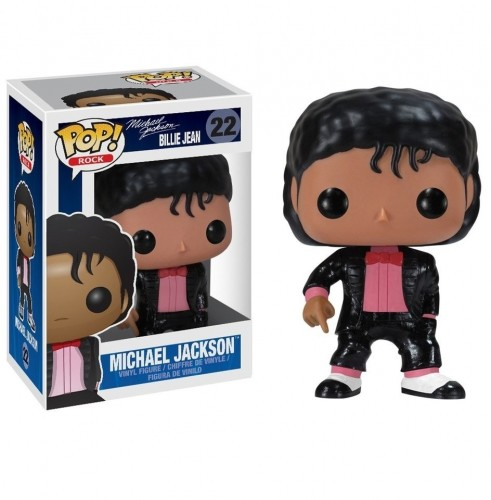 Funko Pop! Rocks - Michael Jackson Billie Jean - Rocks - #22