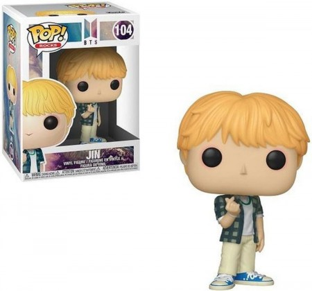 Funko Pop! Rocks: Bts - Jin-BTS-104