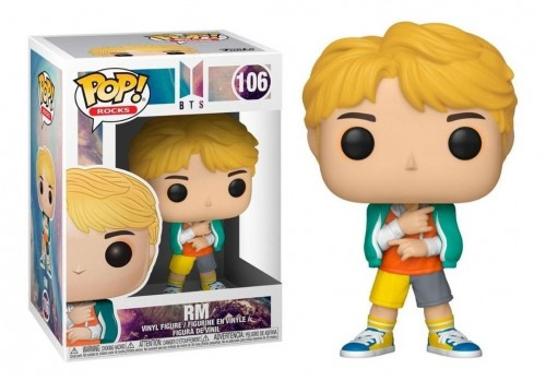 Funko Pop! Rocks: Bts - Rm-Rocks-106