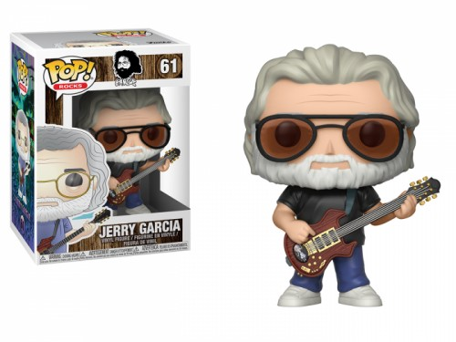 Funko Pop! Rocks: Jerry Garcia-Rocks-61