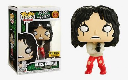 Funko Pop! Rocks Alice Cooper-Rocks-69