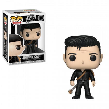 Funko Pop! Rocks: Johnny Cash-Johnny Cash-116