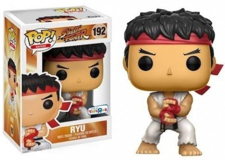 Funko Pop! Ryu (special Attack)-Street Fighter-192
