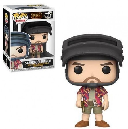 Funko Pop! Sanhok Survivor-Pubg-557