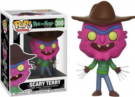 Funko Pop! Scary Terry-Rick And Morty-300