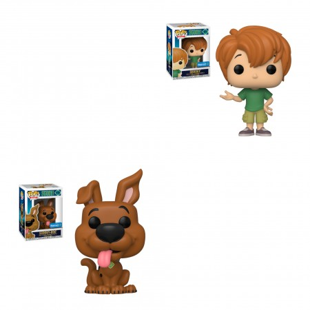 Funko Pop  Scooby + Shaggy (salsicha) Walmart Exclusive-Scooby Doo-911