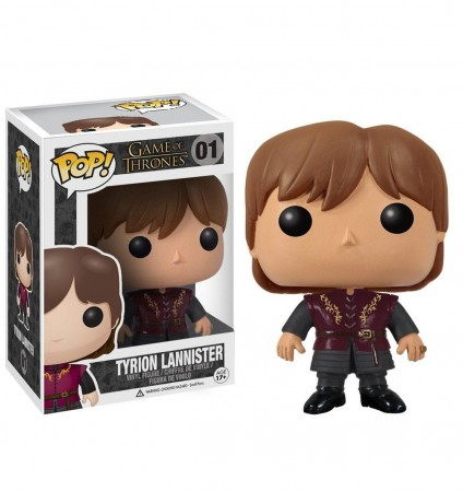 Funko Pop! Series - Game Of Thrones - Tyrion Lannister-Game Of Thrones-1