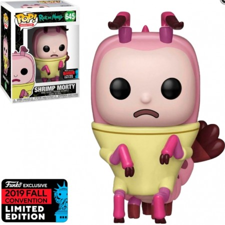 Funko Pop! Shrimp Morty - Rick And Morty - #645
