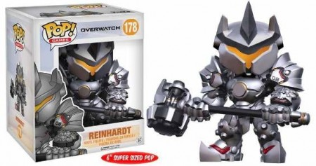 Funko Pop! Sized Reinhardt - Overwatch - #178