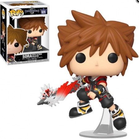 Funko Pop! Sora - Kingdown Hearts - #620