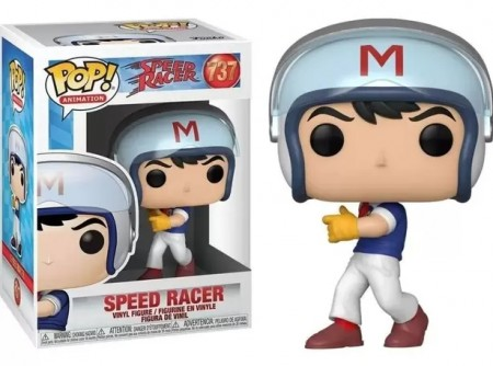 Funko Pop! Speed Racer-Speed Racer-737