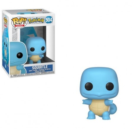 Funko Pop! Squirtle-Pokemon-504