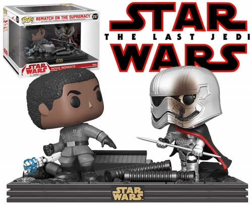 Funko Pop! Star Wars Movie Moments Rematch On The Supremacy-Star Wars-257
