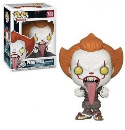 Funko Pop! Stephen King's It: Pennywise Funhouse-IT A Coisa-781