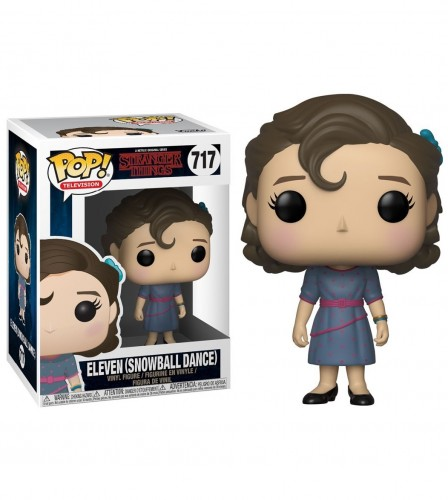 Funko Pop! Stranger Things - Eleven Snowball Dance-Stranger Things-717