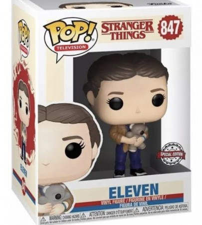Funko Pop! Stranger Things: Eleven Special Edition-Stranger Things-847