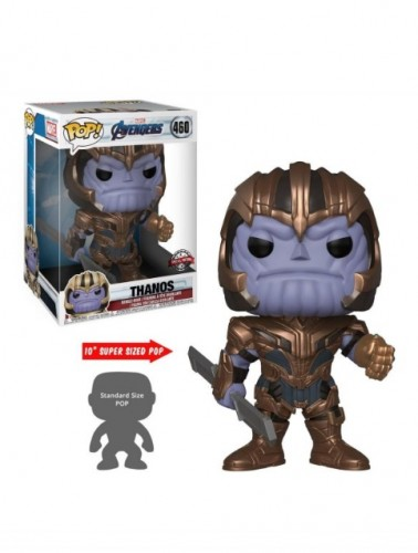 Funko Pop! Super Sized Thanos 10'' - Avengers Endgame - #460