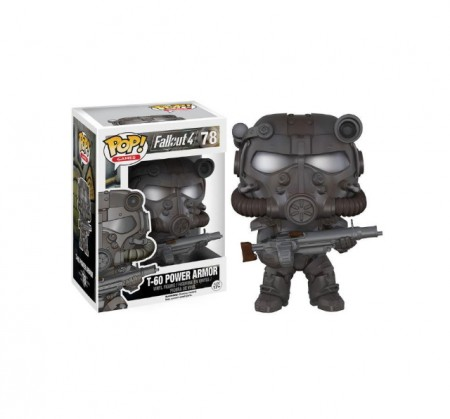 Funko Pop! T-60 Power Armor-Fallout-78