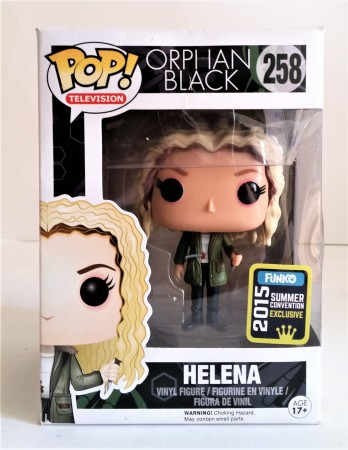 Funko Pop! Tv Orphan Black Helena 2015 Sdcc Summer Convention Exclusive-Orphan Black-258