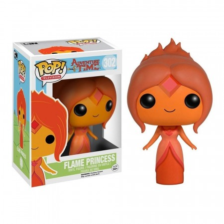 Funko Pop! Television: Adventure Time - Flame Prince - Adventure Time - #302