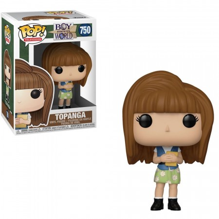 Funko Pop! Television: Boy Meets World - Topanga - Boy Meets World - #750