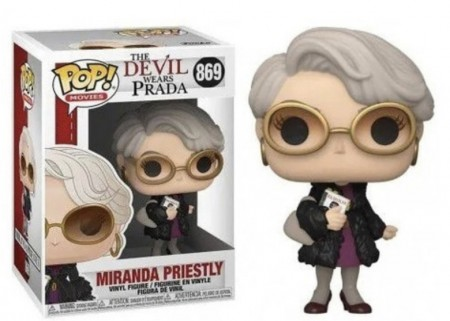 Funko Pop! The Devil Wears Prada: Miranda Priestly-Devil Wears Prada .-869