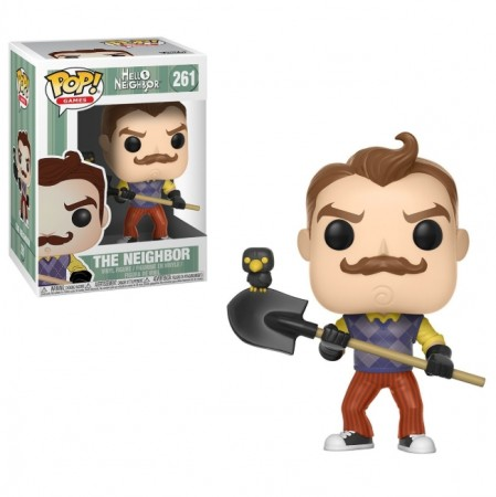 Funko Pop! The Neighbor-Hello Neighbor-261
