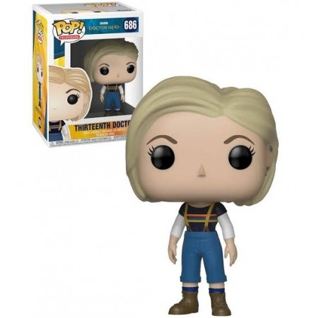 Funko Pop! Thirteenth Doctor-Doctor Who-686