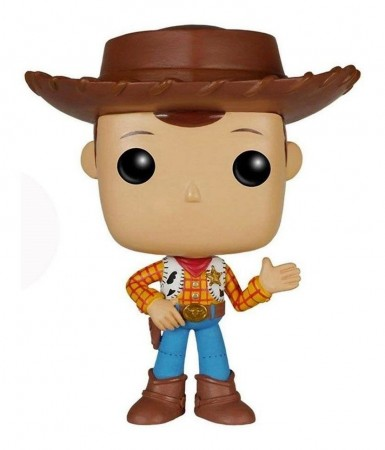Funko Pop! Toy Story 20th Anniversary: Woody #168 - Toy Story - #168