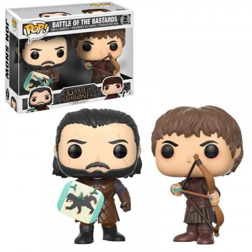 Funko Pop! Tv: Game Of Thrones - Battle Of The Bastards-Game of Thrones-2
