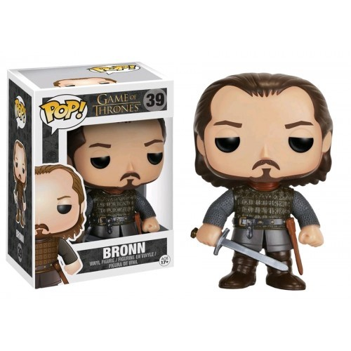 Funko Pop! Tv: Game Of Thrones - Bronn-Game of Thrones-39
