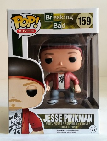 Funko Pop! Tv Breaking Bad Jesse Pinkman-Breaking Bad-159