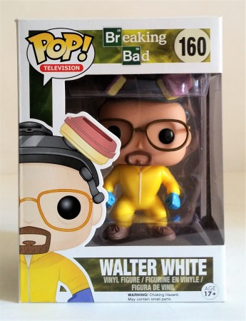 Funko Pop! Tv Breaking Bad Walter White Hazmat-Breaking Bad-160