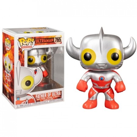 Funko Pop! Ultraman - Ultraman Father Of Ultra-Ultraman-765